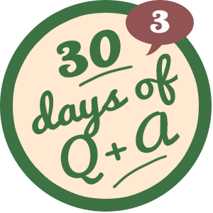 30 Days of Elimination Communication: Clean-up: How do I clean up the poo and pee while observing a diaper-free mobile baby?